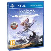 Gry na PS4, Horizon Zero Dawn (PS4)
