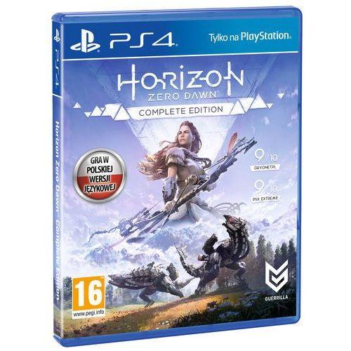 Gry na PS4, Horizon Zero Dawn (PS4)