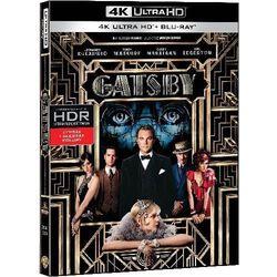 Wielki Gatsby (Blu-Ray) - Baz Luhrmann DARMOWA DOSTAWA KIOSK RUCHU