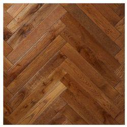 Deska podłogowa lita GoodHome Skanor 15 x 82,6 x 500-600 mm 0,86 m2