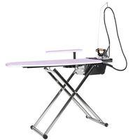 Deski do prasowania, Stół prasowalniczy z żelazkiem i wytwornica pary TEXI SMART S+B