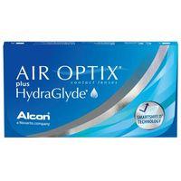 Soczewki kontaktowe, Air Optix Plus HydraGlyde 3 szt.