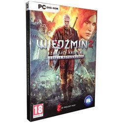 Wiedzmin 2 Edycja Rozszerzona - CDP.pl. DARMOWA DOSTAWA DO KIOSKU RUCHU OD 24,99ZŁ