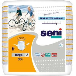 Majtki chłonne Seni Active Normal (3) Large 30szt.