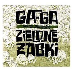 Nowy Porz Dek - Gaga Zielone Żabki (Płyta CD)