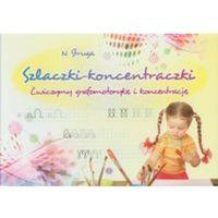 Książki dla dzieci, Szlaczki koncentraczki. Ćwiczymy grafomotorykę i koncentrację (opr. miękka)