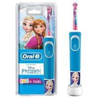 Szczoteczki do zębów, Oral-B szczoteczka elektryczna Vitality Kids Frozen