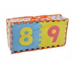 Puzzle piankowe 30x30cm 36 elementów do składania