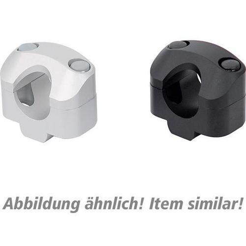 Pozostałe Części nadwozia do motocykli, SW-MoTech Handlebar clamps 22 on 28 mm handlebar silver XT 660 R/X 50180540021