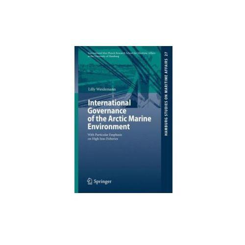Socjologia, International Governance of the Arctic Marine Environment