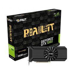 Karta graficzna Palit GeForce GTX1060 StormX 3GB GDDR5 (192 Bit) DVI, HDMI, 3xDP, BOX (NE51060015F9F) Darmowy odbiór w 19 miastach!