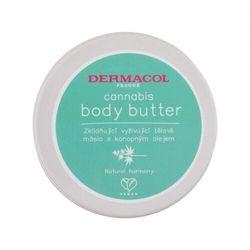 Dermacol Cannabis masło do ciała 75 ml dla kobiet