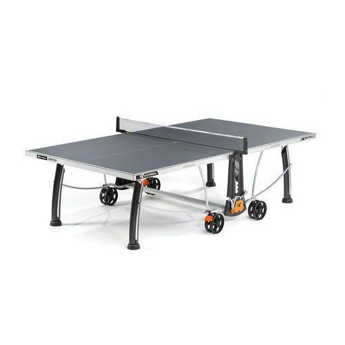 Tenis stołowy, Stół tenisowy SPORT 300S CROSSOVER OUTDOOR Niebieski + 2 rakietki i 3 piłeczki GRATIS!
