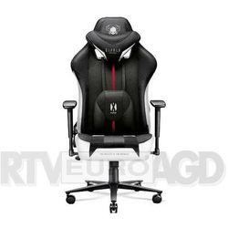 Fotel DIABLO CHAIRS X-Player 2.0 XL Biało-czarny