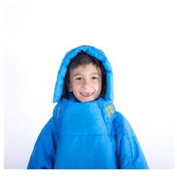 Śpiwór SelkBag 5G Kids 2.0 - M niebieski