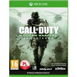 Call Of Duty Modern Warfare Remastered (Xbox One)