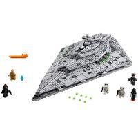 Klocki dla dzieci, LEGO® Star Wars 75190 Niszczyciel gwiezdny Najwyższego Porządku