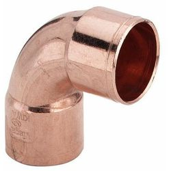 Kolano 90° 2-KIELICHOWE 18 mm VIEGA