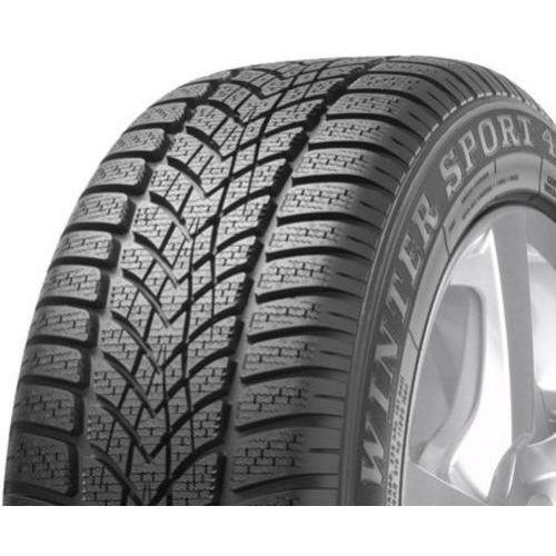 Opony zimowe, Dunlop SP Winter Sport 4D 235/50 R18 97 V