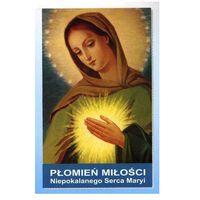 Książki religijne, Płomień Miłości Niepokalanego Serca Maryi (opr. miękka)