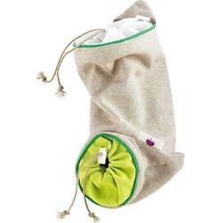 Mastrad - torba do przechowywania czosnku (pojemność: 0,9 kg)