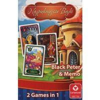 Gry dla dzieci, Karty do gry CARTAMUNDI Piotruś Memo Najpiękniejsze Bajki + Gwarancja dostawy przed Świętami!