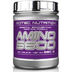 SCITEC Amino 5600 - 200tabs
