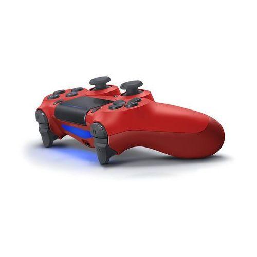 Gamepady, Sony DualShock 4 V2 czerwony