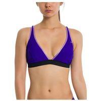 Stroje kąpielowe, strój kąpielowy BENCH - Sporty Halter Top W Elastic Specter Blue As Swatch (PU11428)