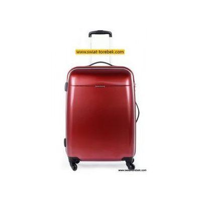 74fc33c3d4390 Puccini walizka duża z kolekcji pc005 voyager twarda 4 koła materiał  policarbon zamek szyfrowy z systemem tsa