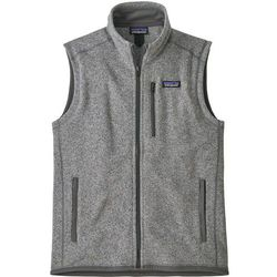 Patagonia Better Sweater Kamizelka Mężczyźni, stonewash L 2020 Bezrękawniki polarowe i wełniane