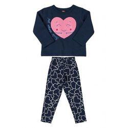 Komplet dziewczęcy bluza+spodnie 3P39A8 Oferta ważna tylko do 2023-10-26