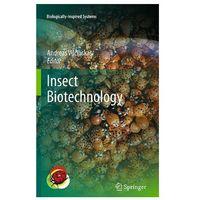 Książki do nauki języka, Insect Biotechnology