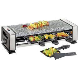 Kuchenprofi - Raclette / grill stołowy VISTA 8, dla 8 osób