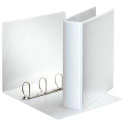 ESSELTE Segregator ofertowy PANORAMA ekonomiczny A4, 4DR/50, grzbiet 75mm, biały
