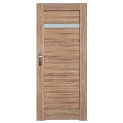 Drzwi z podcięciem Everhouse Credis 60 prawe dąb sonoma