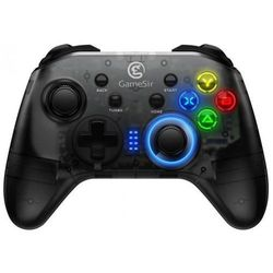 Gamepad kontroler do smartfona GameSir T4 017589 (PC; kolor czarny)