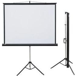 Ekran projekcyjny PROFI na trójnogu 124x124 cm (1:1)