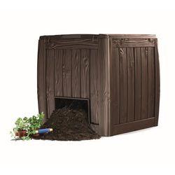 Kompostownik KETER Deco Composter 340L + Zamów z DOSTAWĄ JUTRO! + DARMOWY TRANSPORT!
