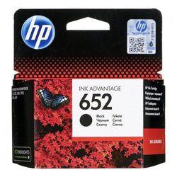 Oryginakny tusz HP 652 [F6V25AE] czarny (black) 6ml.