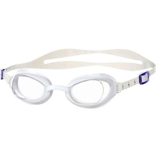 Okularki pływackie, Okulary Speedo Aquapure Female white-clear Przy złożeniu zamówienia do godziny 16 ( od Pon. do Pt., wszystkie metody płatności z wyjątkiem przelewu bankowego), wysyłka odbędzie się tego samego dnia.