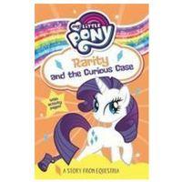 Książki dla dzieci, My Little Pony Rarity and the Curious Case Egmont Publishing UK (opr. miękka)