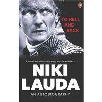 Książki do nauki języka, To Hell and Back - Lauda Niki - książka (opr. miękka)