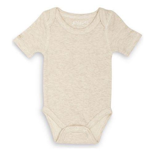 Body niemowlęce, Body Juddlies - Oatmeal Fleck Melange 0-3 m 6003027