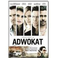 Filmy kryminalne i sensacyjne, Adwokat (Płyta DVD)