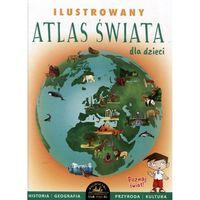 Przewodniki turystyczne, Ilustrowany Atlas Świata (opr. twarda)