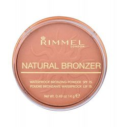 Rimmel London Natural Bronzer SPF15