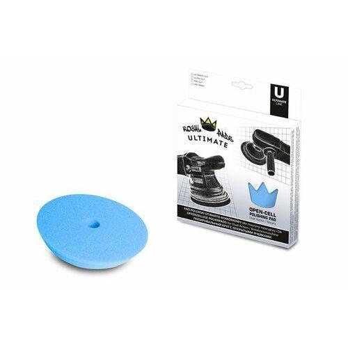 Gąbki samochodowe, Royal Pads UNI Finish 150mm niebieska otwarto-komórkowa pianka dla maszyn DA i rotacyjnych
