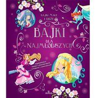 Książki dla dzieci, Bajki dla najmłodszych - Praca zbiorowa (opr. broszurowa)