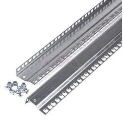 """Profil montażowy do szaf rack 19"""" 6U 19-0026-SIDE 1 sztuka"""